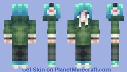 A New Skin Minecraft Skin