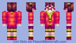 ~~✿Raspberry✿Monster~~ Minecraft Skin