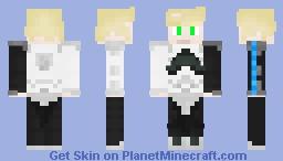 Sukotto / Mech Pilot - Birthday Gift for Scott Minecraft Skin