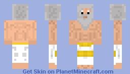 Poseidon for Ashley & Rene's Skin Contest