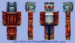 Star-Lord Minecraft