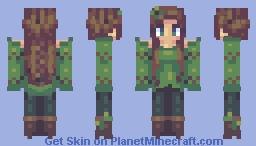 ♫ 𝓉𝒽𝓇𝑜𝓊𝑔𝒽  𝓉𝒽𝑒  𝒹𝒶𝓇𝓀 ♫ Minecraft Skin