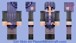 Midnight Performer [Circus Contest!] Minecraft Skin