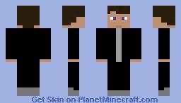 Person(1.7+) Minecraft Skin
