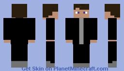 Person(1.8+) Minecraft Skin