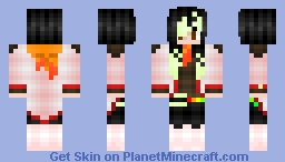 Was Going To Be FOr The Contest... Minecraft Skin