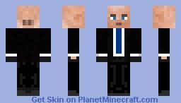 [Gaming] Hitman Minecraft Skin
