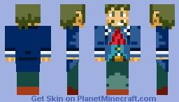 Linebeck Minecraft Skin