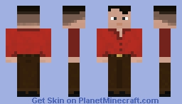 Mr. Late Minecraft Skin