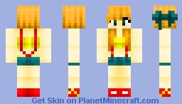 Misty? [Pokemon] Minecraft Skin