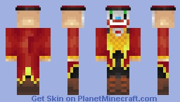 The Clown-Master Minecraft Skin