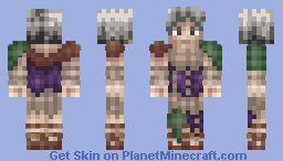 Riven, The Exile - League of Legends Minecraft Skin