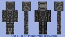 █ Black Future Soldier Suit █