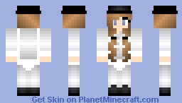 Alex Delarge Girl (A Clockwork Orange) Minecraft Skin