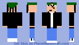 Sid - Hey Arnold! Minecraft Skin
