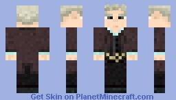 12'th Doctor After Regeneration (Peter Capaldi) Minecraft Skin