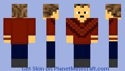 N.A.S.A Minecraft Skin
