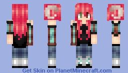 Ariel -- Persona / Shading Test Minecraft