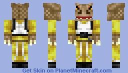 Bossk ''Bossky Boss'' Prey Devourer Minecraft Skin