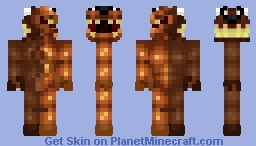 The Polycephaly Beast -Contest- 32nd place!! Minecraft Skin
