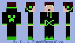CoolGuy Minecraft Skin