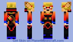 Lower Version Male Neko Skin Minecraft
