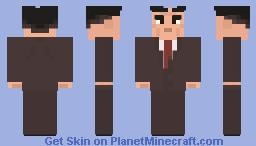 Dr. Crabblesnitch Minecraft Skin