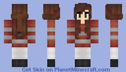 Sarah ~Thank You Flametta~ Minecraft