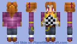 Joker - Kuroshitsuji Minecraft Skin