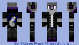 My enderwolf skin