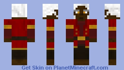 Qadir Governor (Massivecraft) Minecraft Skin