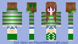↝ℜεϥʋεᎦʈ↜ MadisonPlaysMC Minecraft Skin