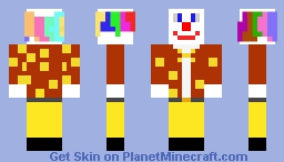 Rainbow Clown : Circus Contest