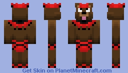 'Tomy' the Circus Bear (Circus Skin Contest)