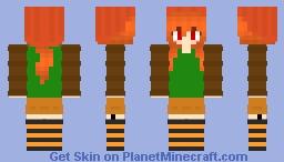 »Mαd¡♥ Halloween? When? Next month? Oh. Minecraft Skin