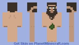 """Mad Joe"" Minecraft Skin"