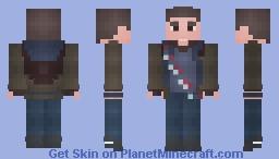 Peter Parker (Andrew Garfield) -Brandon Minecraft