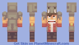 [15th] Elephantyback Ride Minecraft Skin