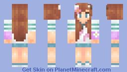 ♥♥ℒíℓƴˣÐυƧƙ♥♥- Lilak - Lilystream OC Minecraft Skin