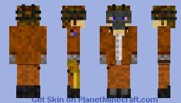 Jarpox ( 1.8 ) Minecraft Skin