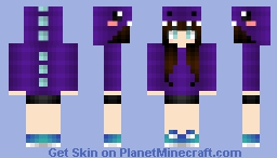 ☯β4DβLØØD☯ ~For Fut-Sama~ ((HEUH IMA MAKE ONE FOR ALL OF MAH FRIENDZ)) Minecraft Skin