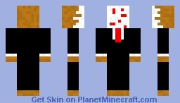 Cake Face Minecraft Skin