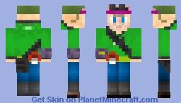 Pokemon Y skin [karstvgl Personal Skin]