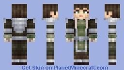 Kuvira Minecraft Skin
