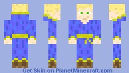 ~ξℵðεя~ Mage (RPG skin series) Minecraft Skin
