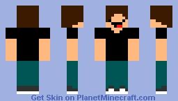 Frenz: Matthew Minecraft Skin