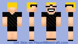 Roopekoo 2 Minecraft Skin