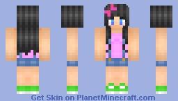 Am I cute? Minecraft Skin
