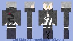Snake from Black Butler Minecraft Skin