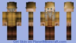 Autumn Wizard (StarLillee's Contest) Minecraft Skin